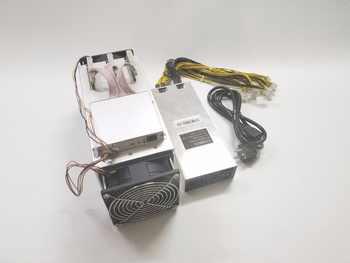 Verwendet 14nm Asic Miner BCH BTC Miner Ebit E9 Plus 9T (mit netzteil) besser als Antminer S7 und niedrigen preis als S9 gute wirtschaft miner