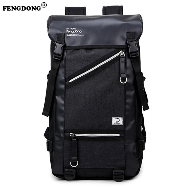 FENGDONG Brand High Quality Large Capacity Fashion Men Waterproof Travel Backpack Multifunctional Bags Male Camouflage Backpacks цена и фото
