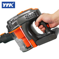 YTK Ultra Quiet Hand Held Vacuum Cleaner Household Strength Dust Collector Home Aspirator 120W