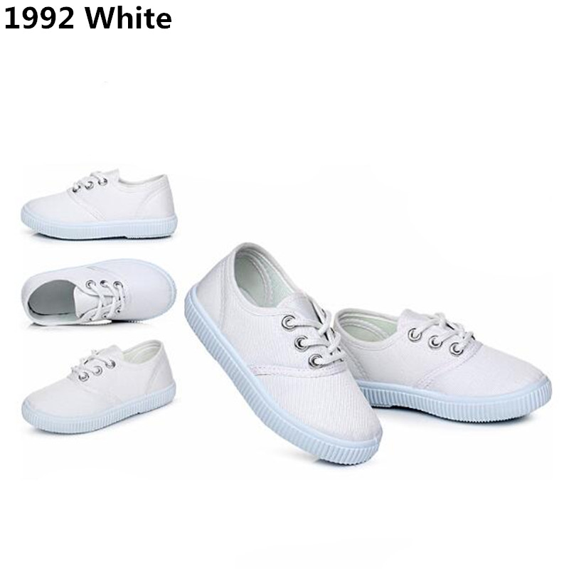Children Shoes Boys Girls Canvas Sneakers Toddler Shoes Baby Sports Shoes Kids Flats 019