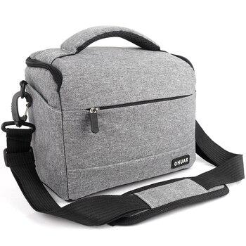 Nylon DSLR Camera Shoulder Bag