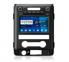 S160 Android 4.4.4 CAR DVD player FOR FORD F150 (2009-2014) car audio stereo Multimedia GPS Head unit