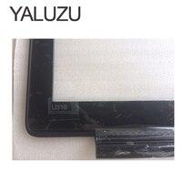 YALUZU NEW For Lenovo U310 LCD Front Bezel Cover Screen Frame White Black 90200787 90200786 LCD