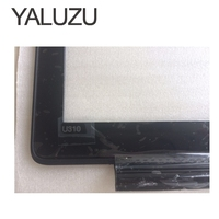 YALUZU NEW For Lenovo U310 LCD Front Bezel Cover Screen Frame White Black 90200787 90200786 LCD