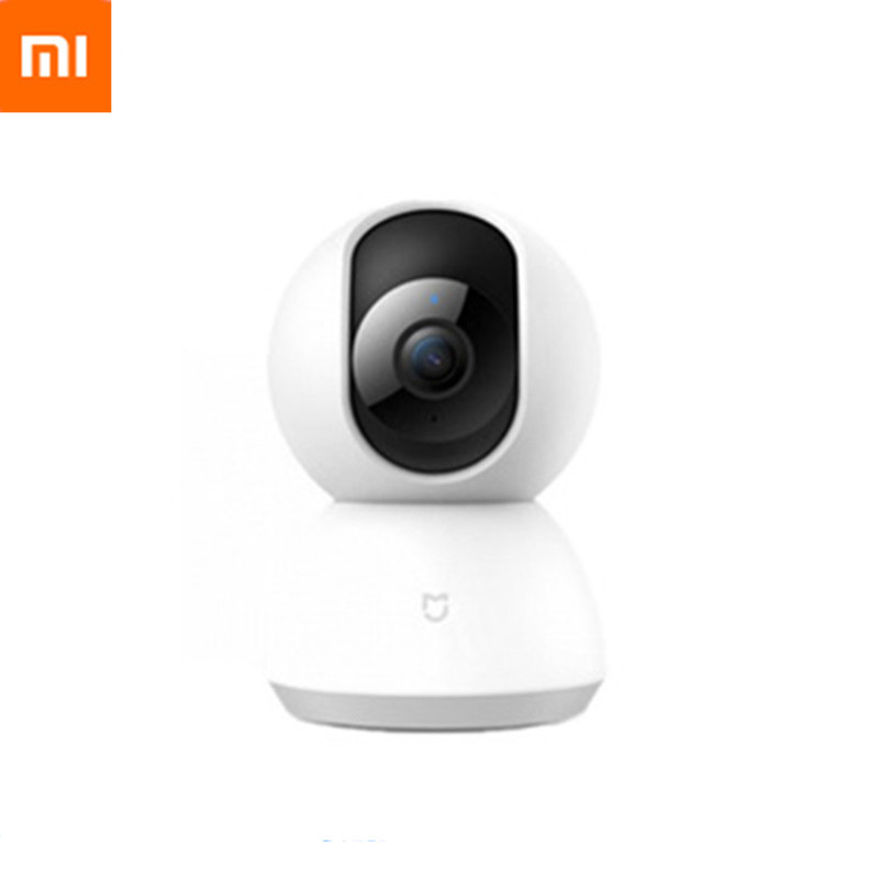 Caméra intelligente d'origine Xiaomi Mijia caméra IP caméscope 360 Angle panoramique WIFI sans fil 1080 P Zoom magique Vision nocturne