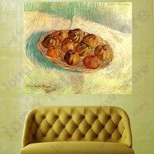 Van Gogh Classic Painting Reproduction HD Print Figure Flower Landscape Self Portrait Home Decor Can Handpaint