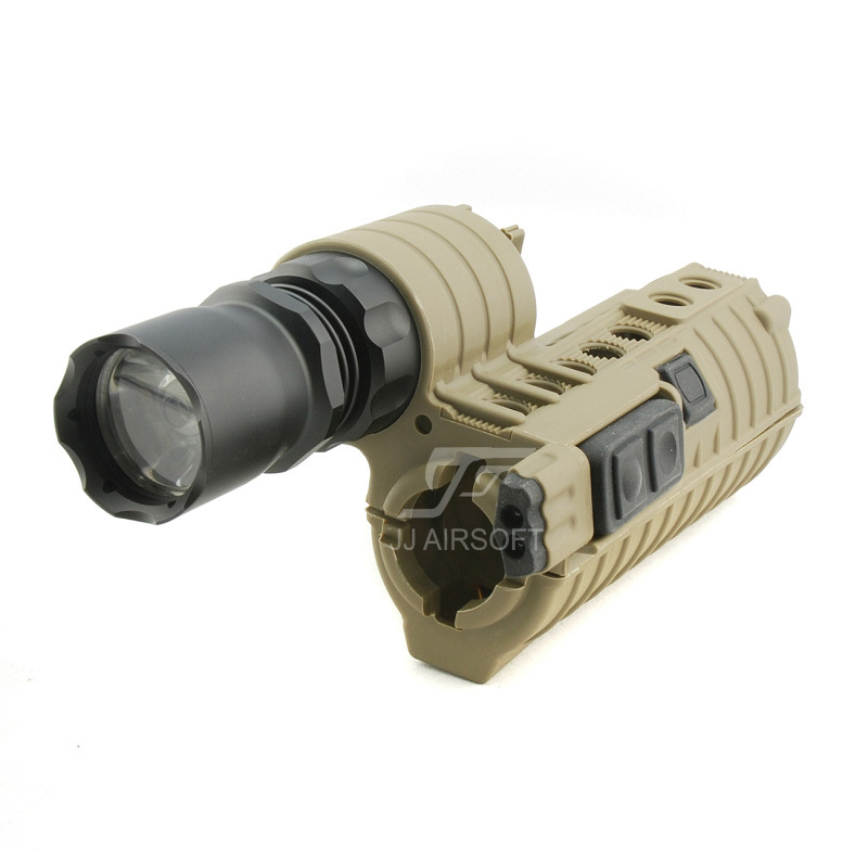 Element SF M500A WeaponLight for M4 and Variants (Tan) FREE SHIPPING (ePacket/HongKong Post Air Mail) прибор для настройки спутниковых антенн cатфайндер prof sf 500