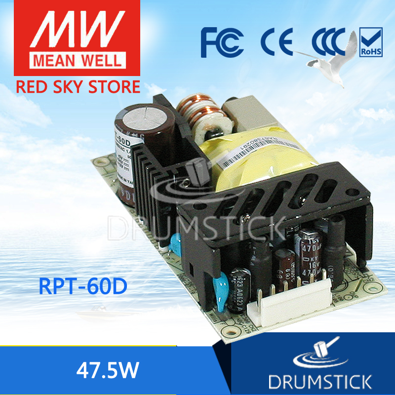 Advantages MEAN WELL RPT-60D meanwell RPT-60 46.5W Triple Output Medical TypeAdvantages MEAN WELL RPT-60D meanwell RPT-60 46.5W Triple Output Medical Type