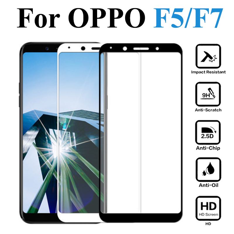 Wangl Mobile Phone Tempered Glass Film 25 PCS 9H 5D Full Glue Full Screen Tempered Glass Film for Vivo X9s Plus Tempered Glass Film