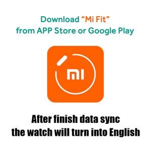 Image 5 - Huami Amazfit ביפ Amazfit חכם שעון GPS Bluetooth קצב לב צג 45 ימים סוללה חיים IP68 עמיד למים גברים נשים Smartatch