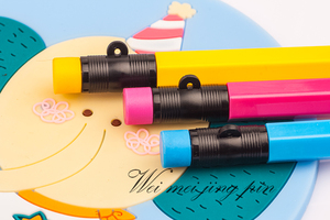 Image 2 - 3 pcs/set cute mechanical pencil kawaii automatic pencil mechanical pencils  pen for school and drawing 2B 0.7mm