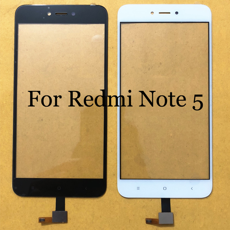 Für xiaomi <font><b>redmi</b></font> <font><b>note</b></font> <font><b>5</b></font> <font><b>TouchScreen</b></font> Digitizer Für <font><b>redmi</b></font> <font><b>note</b></font> <font><b>5</b></font> Touch Screen Glas panel mit Flex Kabel Für <font><b>redmi</b></font> <font><b>note</b></font> fünf image