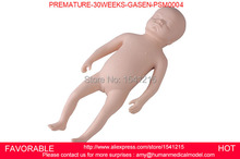 PREMATURE MODEL PREMATURE INFANT SIMULATOR PREMATURE BABY PRETERM CARE MODEL 30WEEKS PRETERM BIRTH MODEL -GASEN-PSM0004