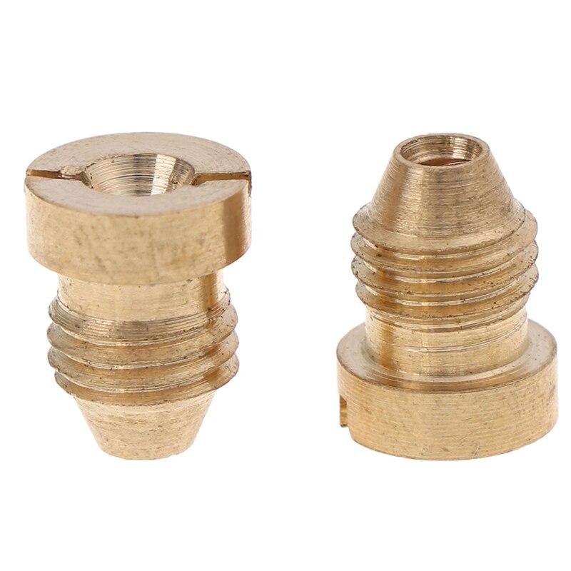 1.4/1.25mm Foam Cannon Orifice Nozzle Tips, High Replacement Thread Nozzle For Snow Foam Lance