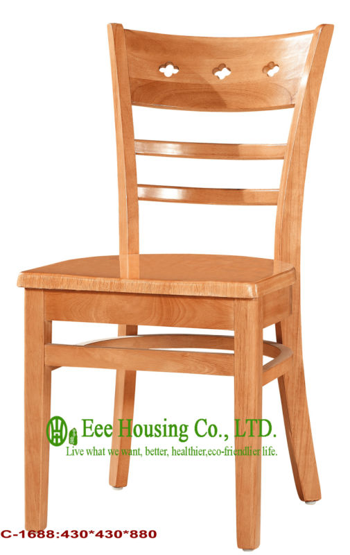 C-1688 Luxurious Solid Dining Chair,Solid Wood Dinning Table Furniture With Chairs/Home Furniture