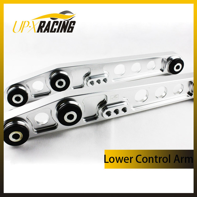 racing car rear lower control arms for 1990-2001 acura integra 88-95 CIVIC  honda EG