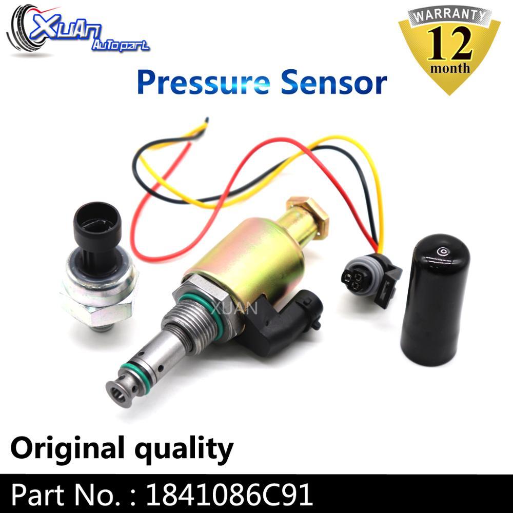 XUAN Régulateur de Contrôle de Pression Vanne Capteur DPI PIC Capteur 1841086C91 Pour Ford F-250 F-350 F-450 Super Duty Honda Accord