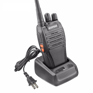 Image 4 - 2 Stuks 100% Origineel Baofeng BF 999s Uhf Hotel Communicator Handheld Transceiver Ham Radio Zaklamp 999S Cb Radio Walky Talky