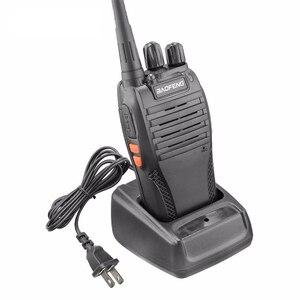 Image 4 - 2 pièces 100% Original Baofeng BF 999s UHF hôtel communicateur émetteur récepteur de poche jambon Radio lampe de poche 999S CB Radio Walky Talky