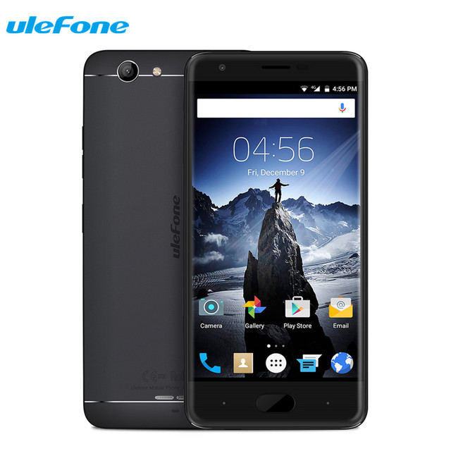 UleFone U008 Pro 5.0 inch HD 4G Cellphone Android 6.0 MTK6737 Quad core 2GB+16GB Dual SIM Lens Smartphone With 3500mAh Battery