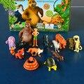 14 ШТ. Disney Новый Животных Детские Игрушки Книга Джунглей Кукла Дети Персонализированные Подарки На День Рождения Аниме Игрушки Фигурки Игрушки для дети