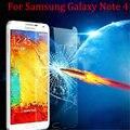 Премиум Закаленное стекло 9H Защита экрана для Samsung Galaxy Note 4 N9100 защитная пленка из закаленного стекла note4 5,7 дюйма