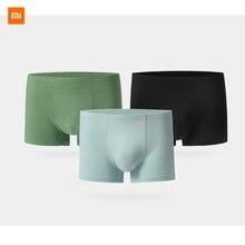 2 teile/los Xiaomi Mijia Youpin Baumwolle Smith Kühlen Unterwäsche Sofortige Kühle Lange anhaltende Niedrigen Temperatur Unterwäsche