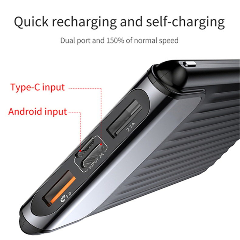 Quick Charge 3.0 Power Bank 10...