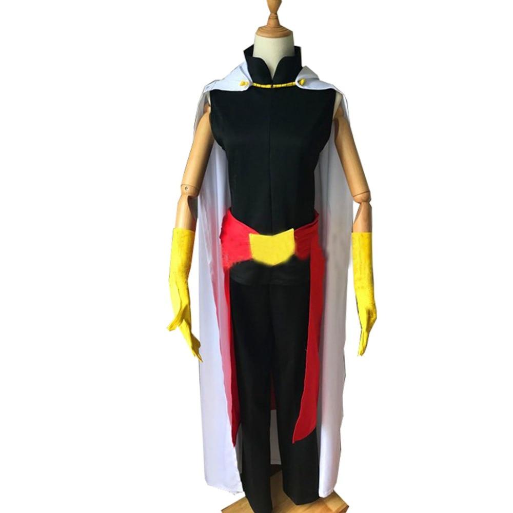 My Hero Academia Boku no Hero Akademia Shimura Nana Cosplay Costume One For All The 7th Generation Successor Master Of All Might