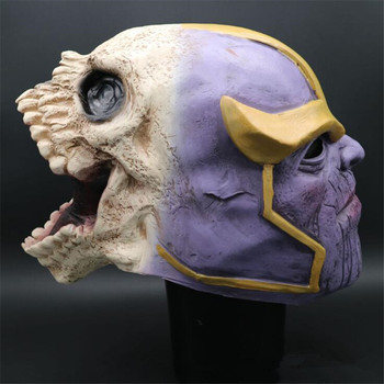 Оригинальная маска Таноса Мстители