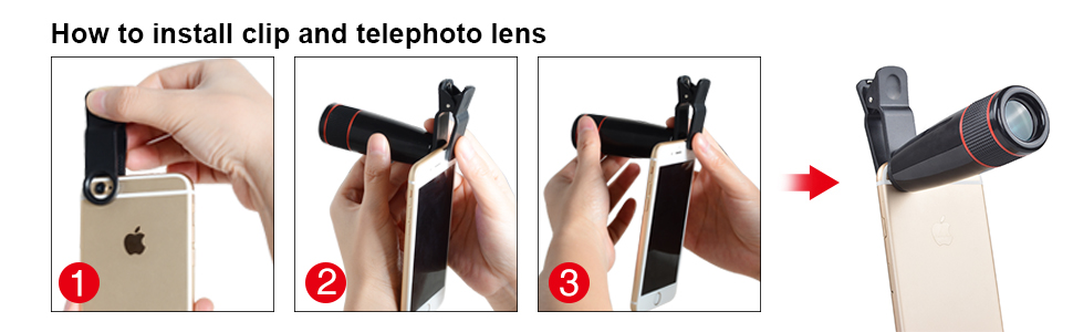 How to Setup Lens