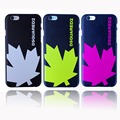Luxury Milan Maple Leaf DSQUARED Phone Case Back Cover For iPhone 6 6S 7 7 Plus