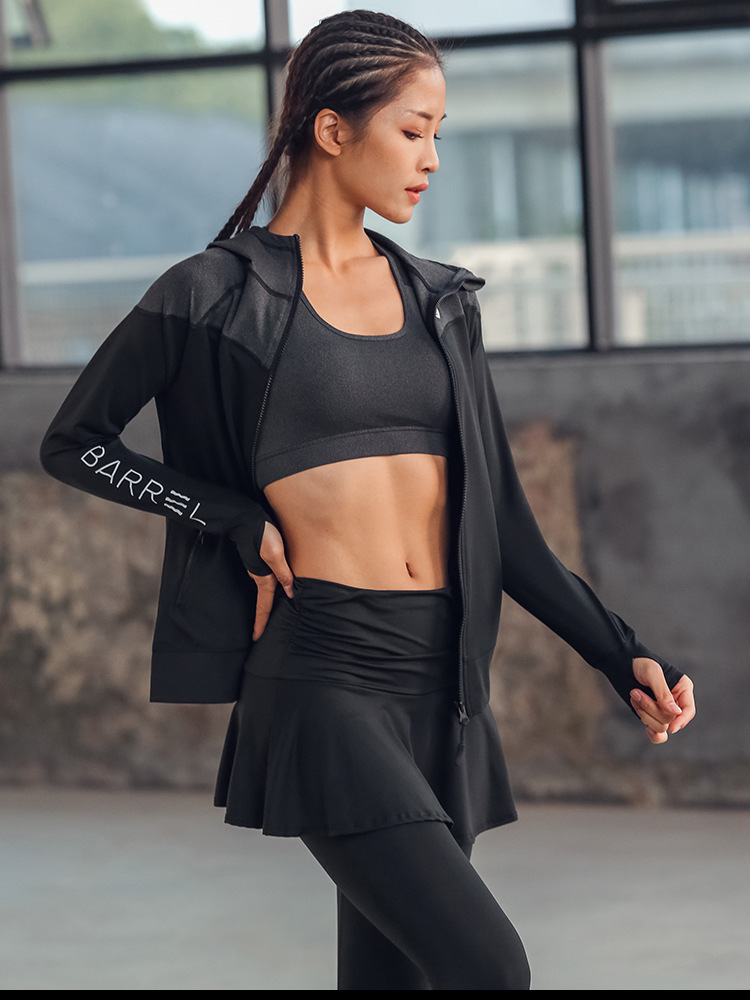 Custom Yoga/Running Jacket 13