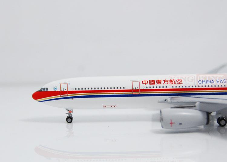 Aeroclassics China Eastern Airlines B-6083 1:400 A330-300 commercial jetliners plane model hobby aeroclassics all american airlines n290ay 1 400 a330 200 commercial jetliners plane model hobby