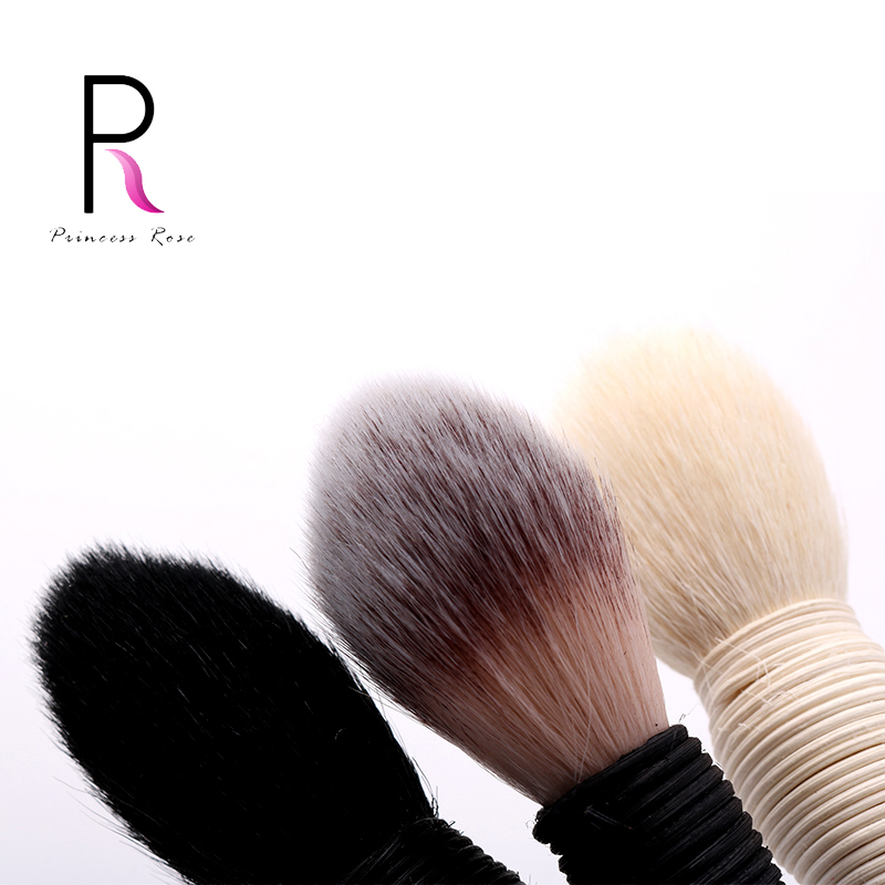 1 Piece Make Up Brushes Powder Contour Brush Foundation Blush Pincel Maquiagem Pinceaux Maquillage Brochas Goat Hair BRD03 in Eye Shadow Applicator from Beauty Health