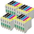 20x T2001-T2004 COMPATIBLE EPSON Expression Home Workforce WF-2510 WF-2520 WF-2530 WF-2540 INK CARTRIDGES