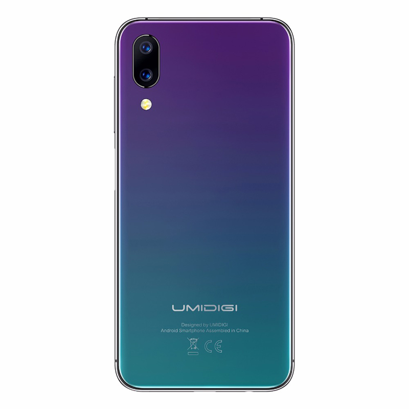 "Umidigi ONE 5.9"" 4GB 32 ROM Mobile phone Octa Core Android 8.1 12MP+5MP wireless charging Cell phone NFC 4g unlocked smartphone"
