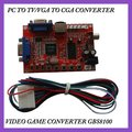 VGA A CGA, CVBS, S-VIDEO Juego GBS8100 CONVERTIDOR