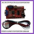VGA TO CGA, CVBS, S-VIDEO Game CONVERTER GBS8100