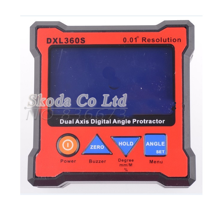 Laser level meter level meter DXL360S, lapping instrument mai spectrum mp110 laser marking instrument cast line instrument line level instrument whole sale retail