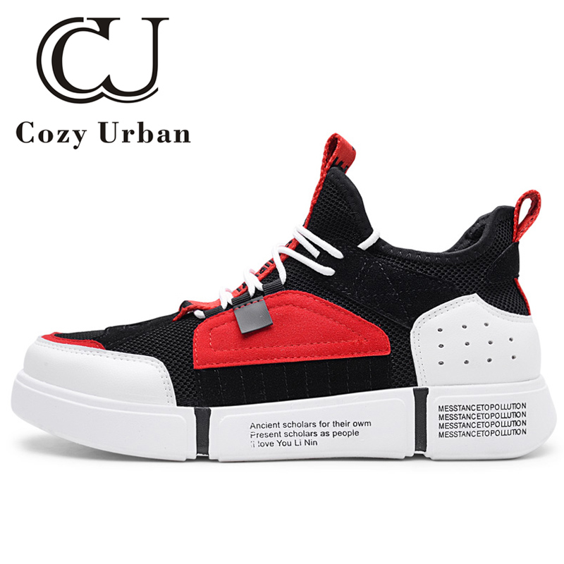 Cozy Urban 2018 human race zapatillas mens fashion sneaker casual shoes for men party