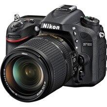 font b Nikon b font D7100 DSLR Camera Body with AF S 18 140mm Lens