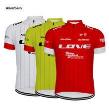team Brand Quick Dry Breathable Cycling Jersey Short Sleeve Summer  Shirt Bicycle Wear Racing Tops Bike Clothing 6568