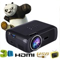 1000 Lumens LED LCD  Projector Proyector Beamer Support 1920x1080P Analog TV LED Projector MINI Projector