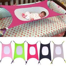 Новый детский гамак домашний открытый съемный портативный удобный комплект для кровати кемпинг Детская подвесная спальная кровать