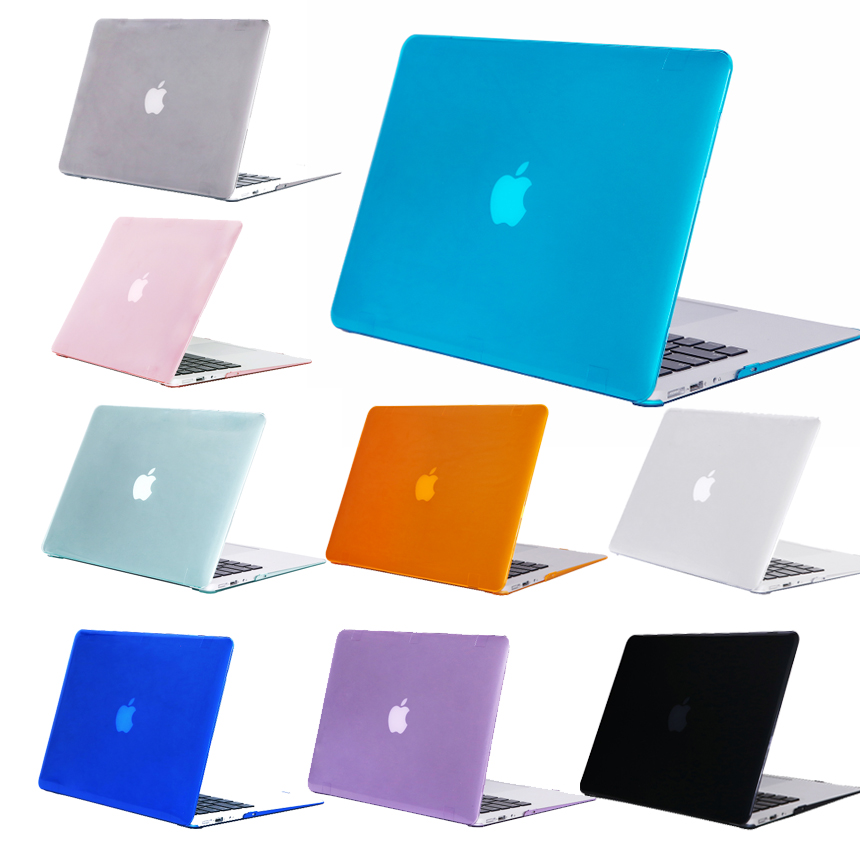 Solid Coque For <font><b>Macbook</b></font> <font><b>Air</b></font> <font><b>13</b></font> Laptop <font><b>Case</b></font> <font><b>A1466</b></font> Clear <font><b>Transparent</b></font> Hard PVC Funda for <font><b>Macbook</b></font> <font><b>Air</b></font> <font><b>13</b></font> Hard Laptop Cover image