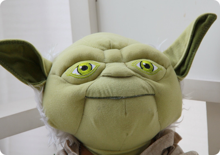 Star wars plush toys Yoda 1