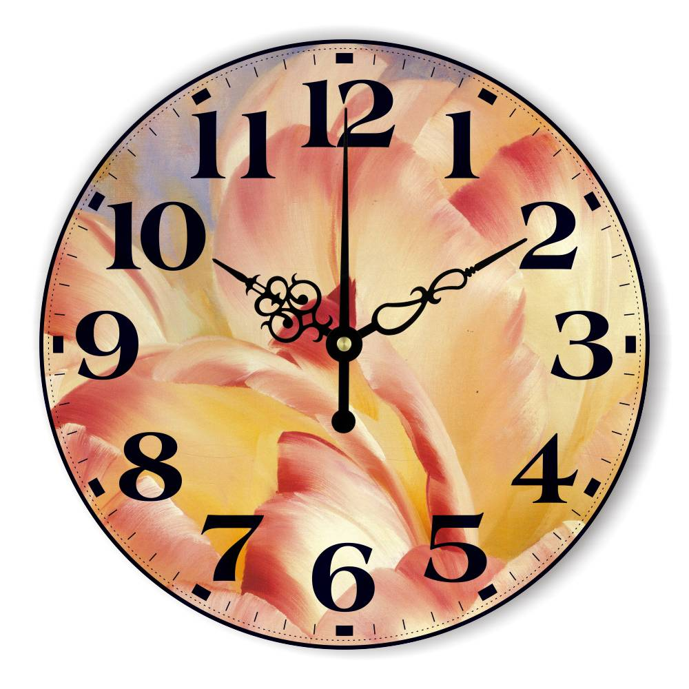 Buy beautiful wall clocks and get free shipping on aliexpress amipublicfo Choice Image