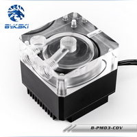 Bykski DDC Pump Water Cooling System Maximum Flow Lift 6 Meters 600L H Compatible DDC Cover