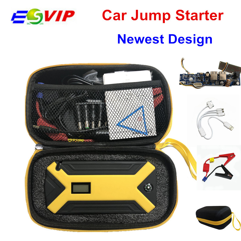 Car Rover Emergency 12V Car Battery Jump Starter Booster 12000mAh Power Bank 800A Peak Current Multi-function Car Jump Starter цена
